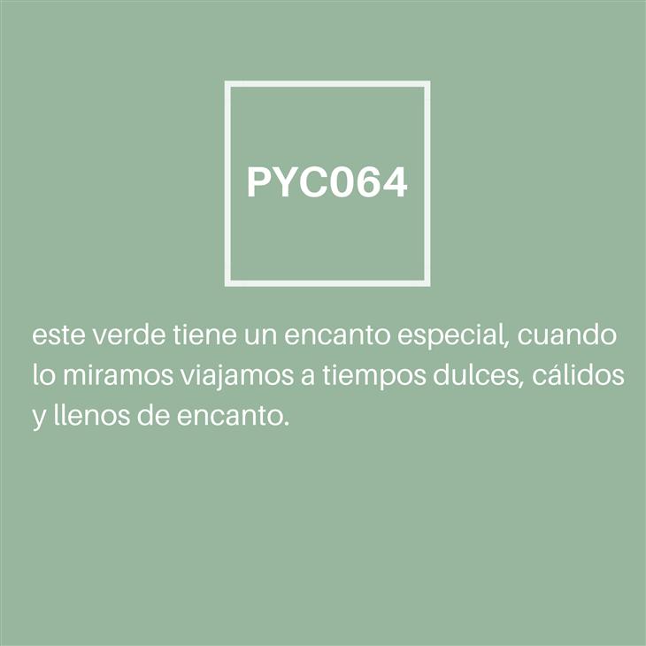 Teide especial mate COLOR PYC 064