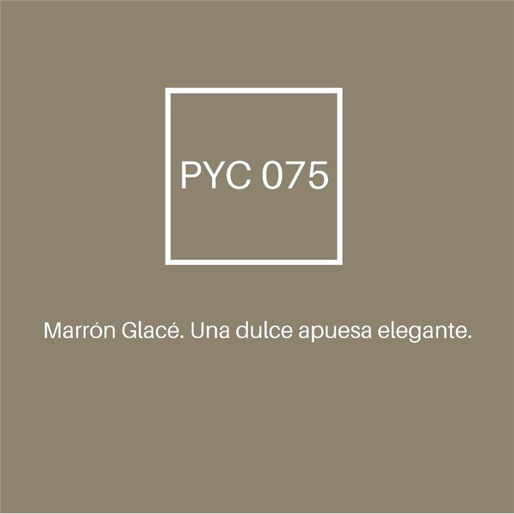 Teide especial mate COLOR PYC 075 Marrón Glacé