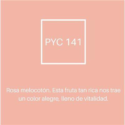 Teide especial mate COLOR PYC 141 Rosa Melocotón