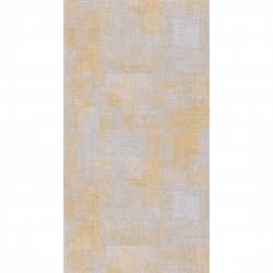 HOME SWEET HOME CANVAS GRIS/JAUNE